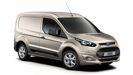 ford transit connect middelbeek lease