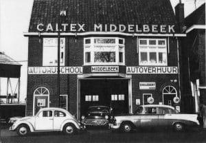 historie middelbeek